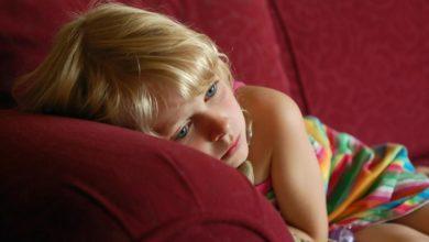 儿童乳糜泻的症状的照片